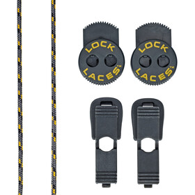 Lock Laces Trail Lock Laces grey